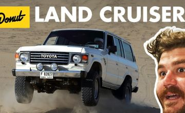 Toyota Land Cruiser Everything
