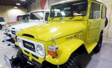 Toyota Land Cruiser FULL HISTORY
