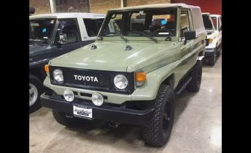 Auto Trader   The Toyota Land Cruiser Heritage Museum Exists