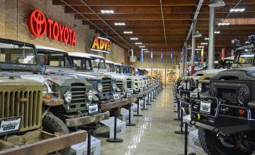 Hagerty   12 offbeat off roaders at the Land Cruiser Heritage Museum
