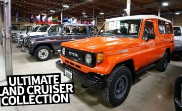The Greatest Land Cruiser